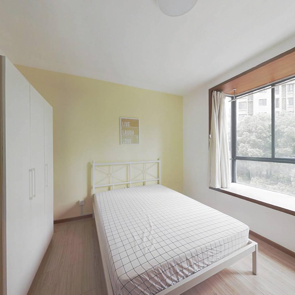 合租·惠安新苑 4室1厅 东卧室图