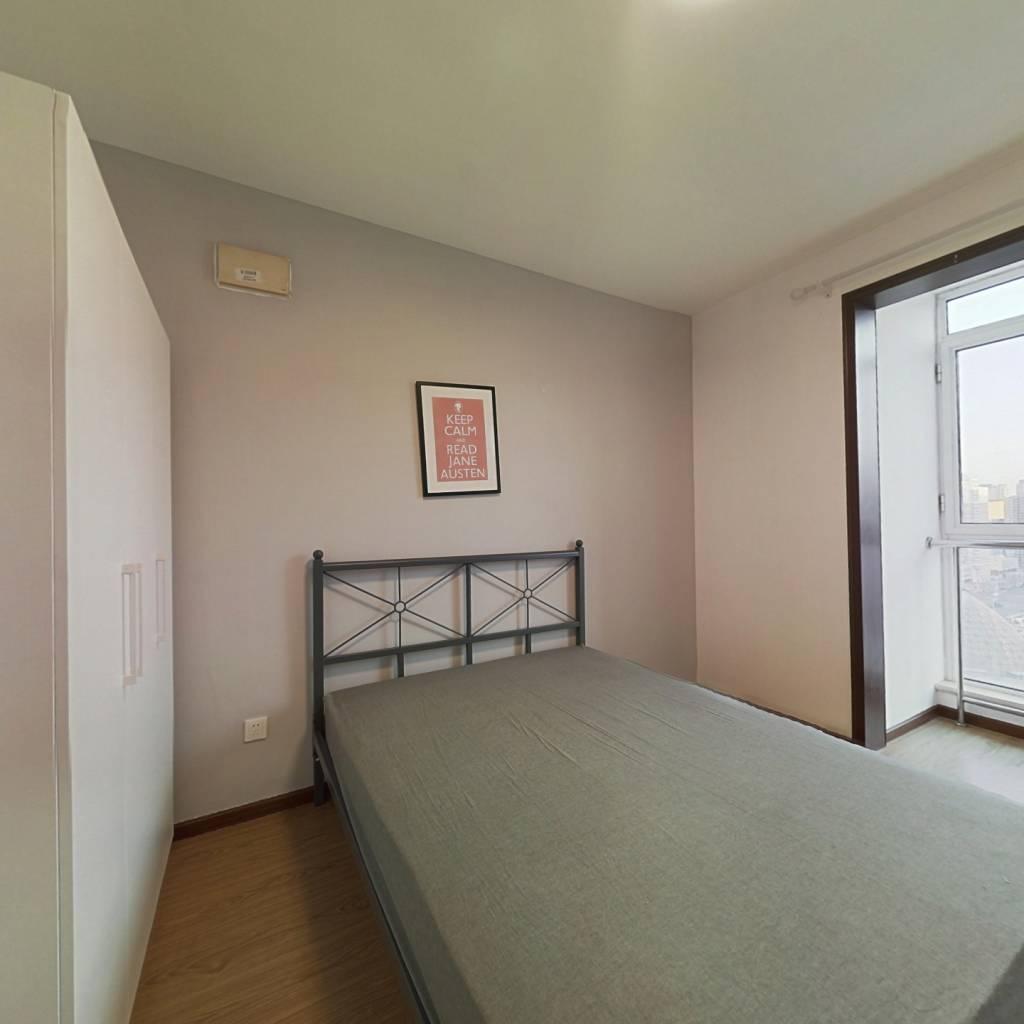 合租·上京新航线 3室1厅 南卧室图