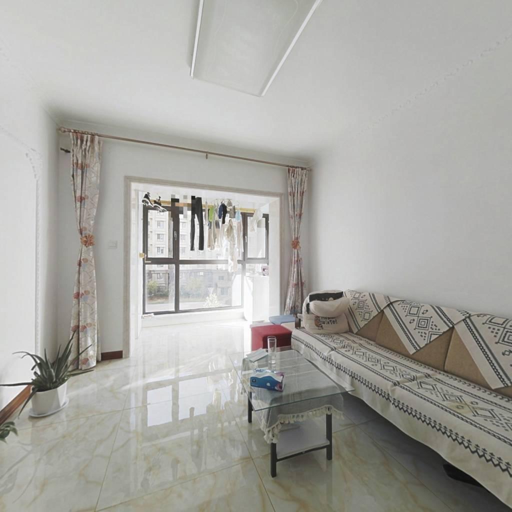 业主诚意出售,手续清晰,两室全南采光,格局方正。。