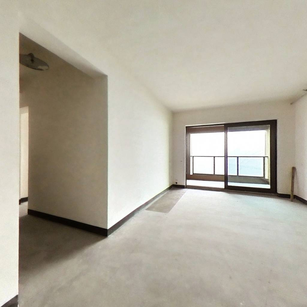 整租·长嘉汇一期 2室2厅 西