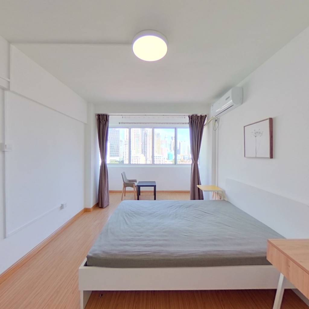 整租·北方公寓 2室1厅 北卧室图