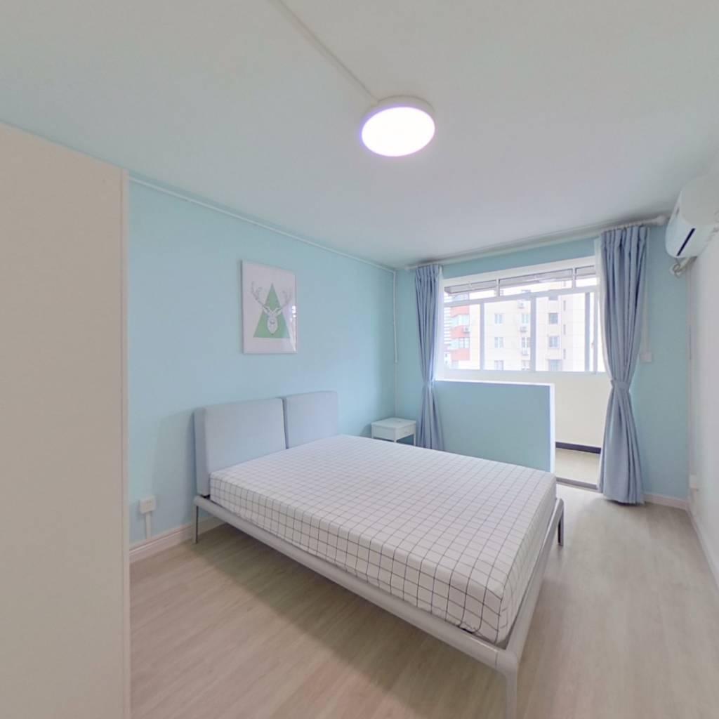 整租·乐山六七村 2室1厅 南卧室图