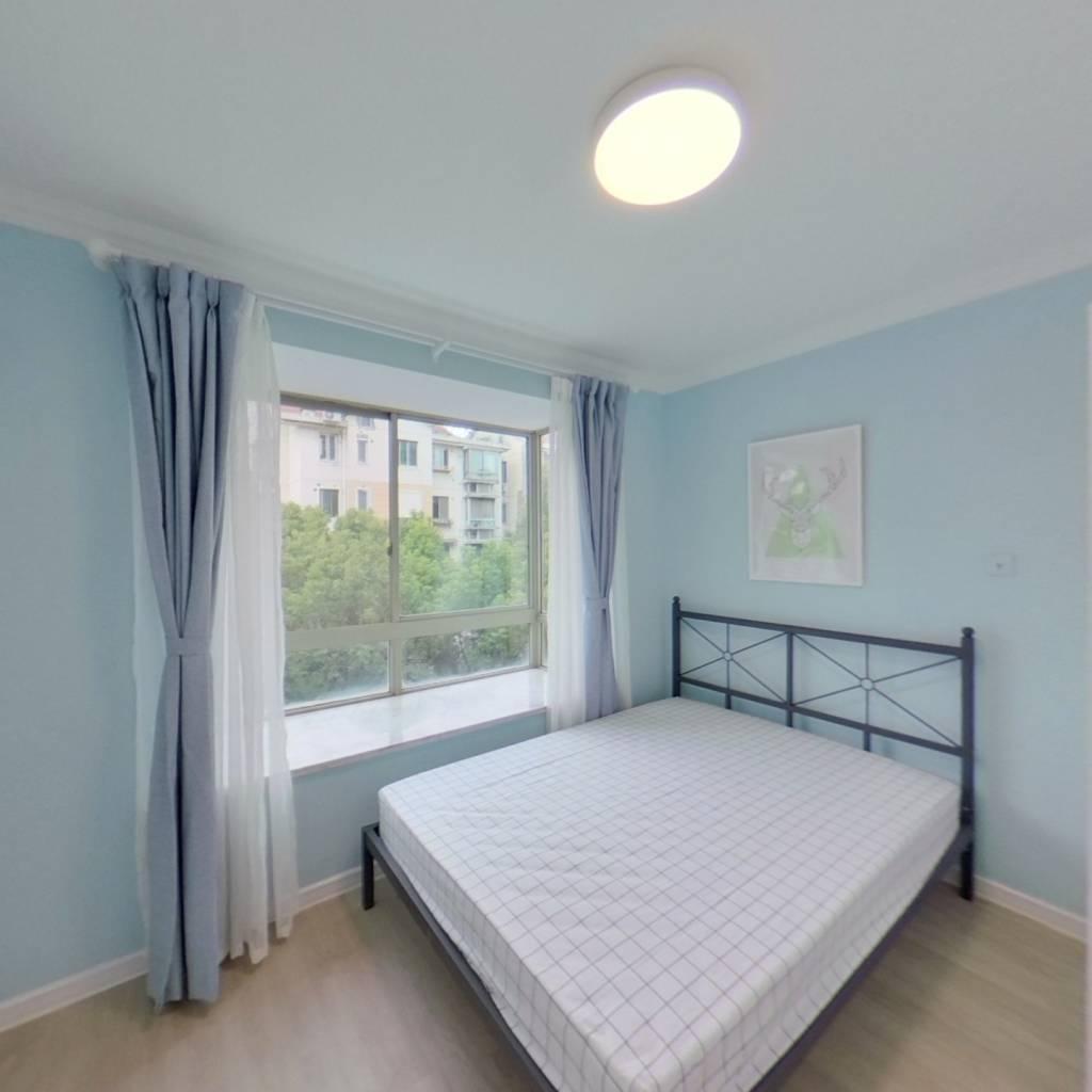 整租·杉林新月环林东路879弄 2室1厅 南卧室图