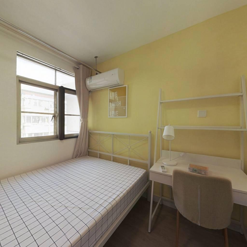 合租·东方城启明园 3室1厅 南卧室图