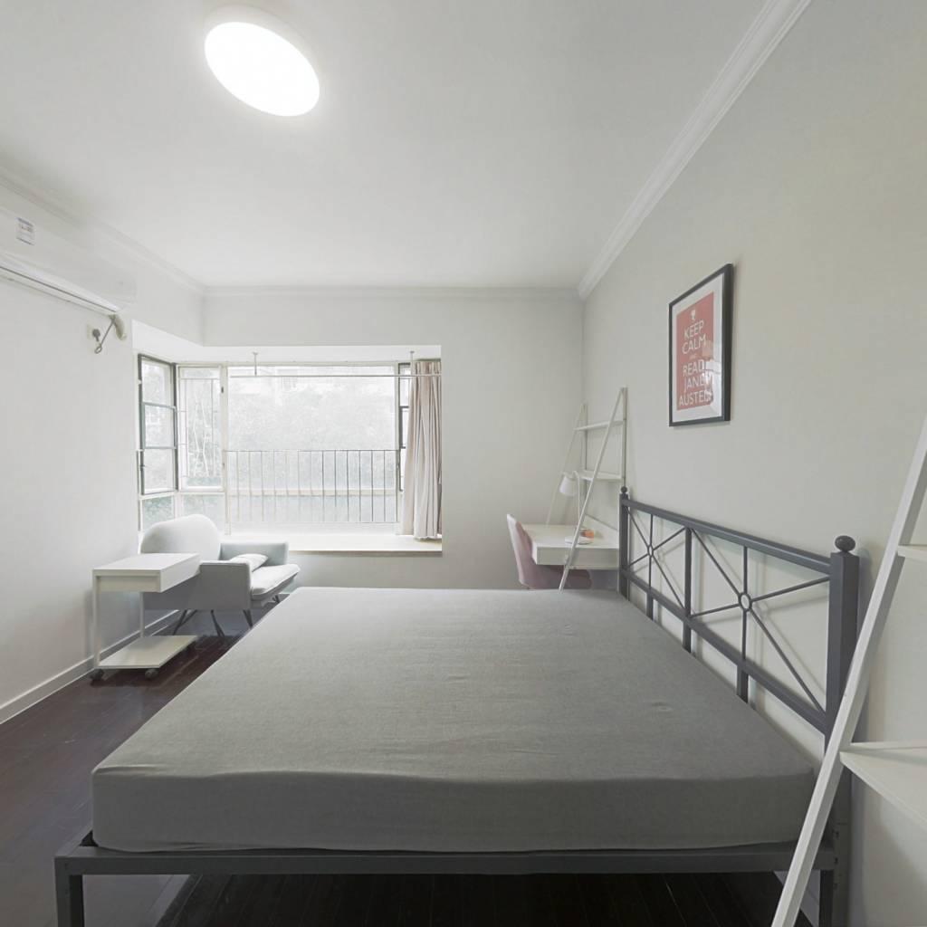 合租·海龙湾 5室1厅 东南卧室图
