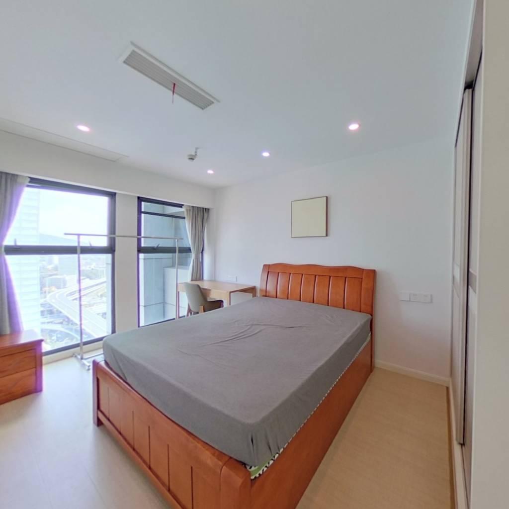 整租·御湖国际 2室1厅 东卧室图