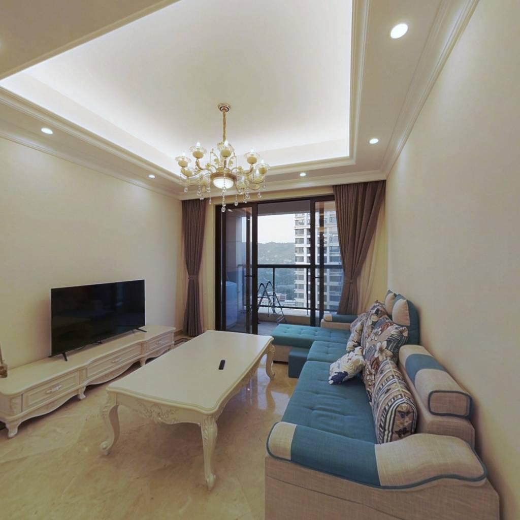 荔枝湾花园(北区) 3室2厅 南