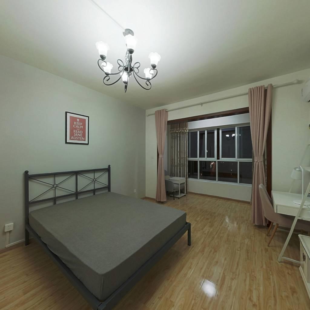 合租·成都玩家 4室1厅 北卧室图