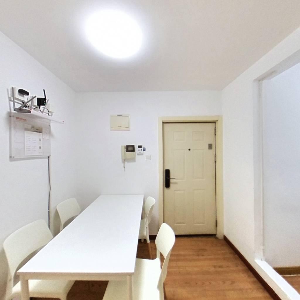 整租·新景家园东区 2室1厅 南卧室图
