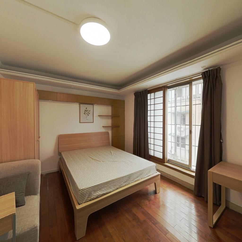 合租·双楠华苑 4室1厅 东卧室图