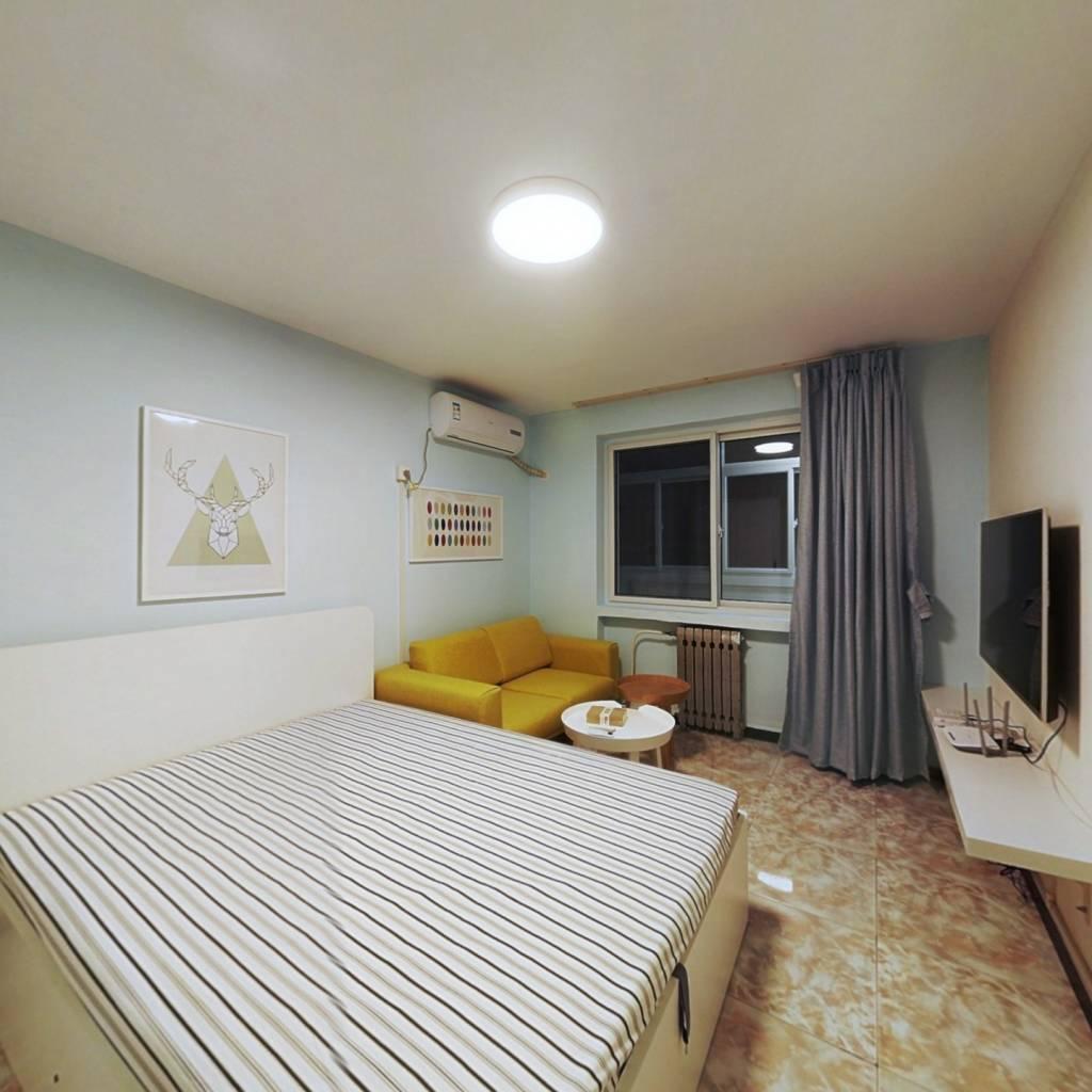整租·园丁公寓 1室1厅 南卧室图