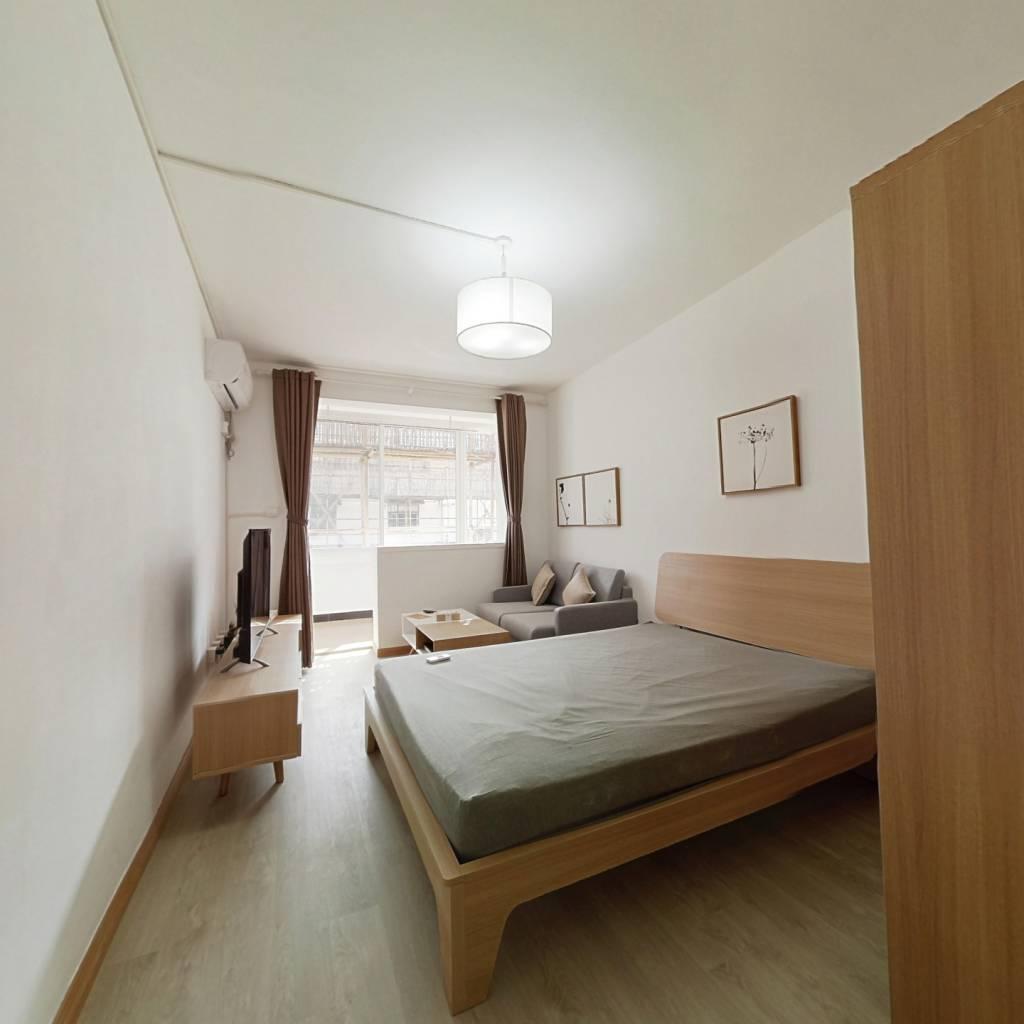 整租·政民路230弄 2室1厅 南北卧室图