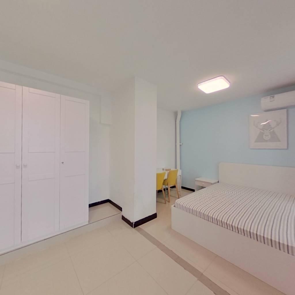 整租·金晖嘉园 2室2厅 东南卧室图