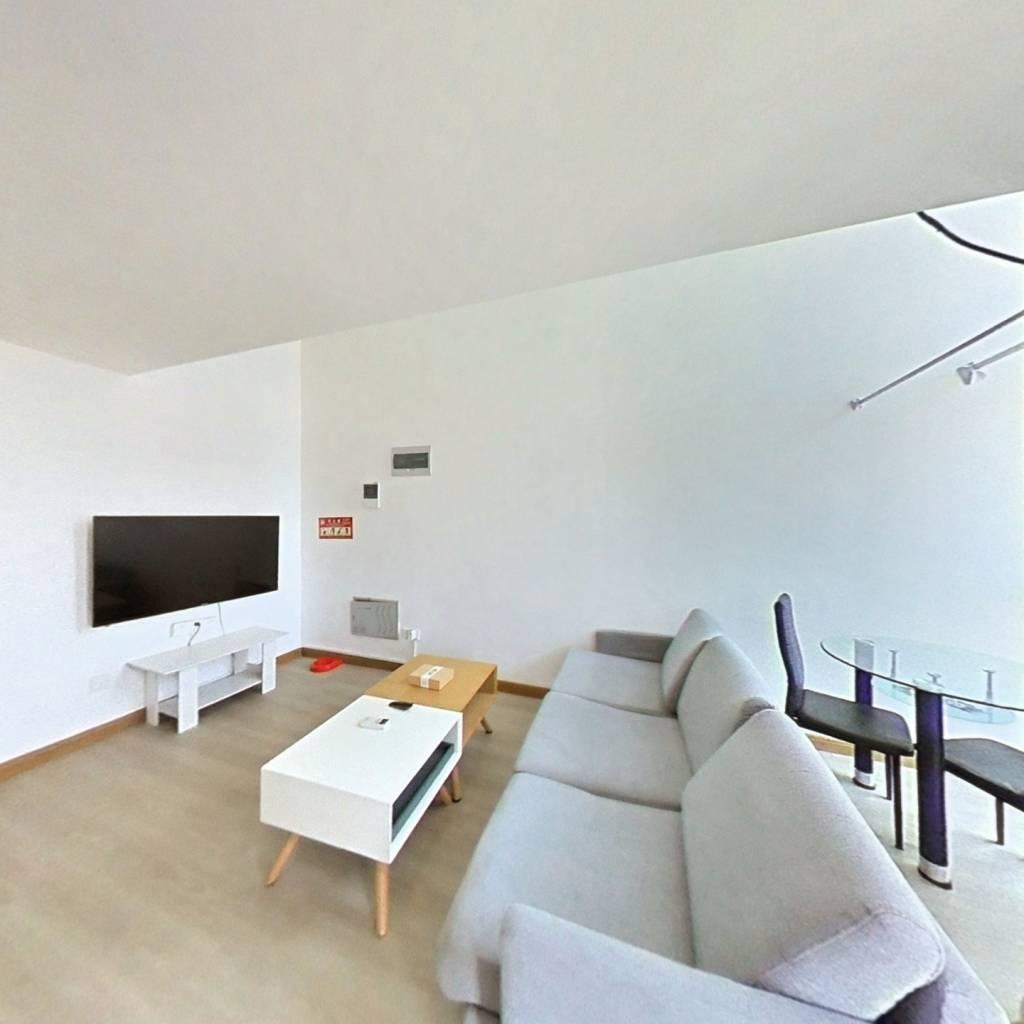整租·绿地卡米公社 1室1厅 北卧室图