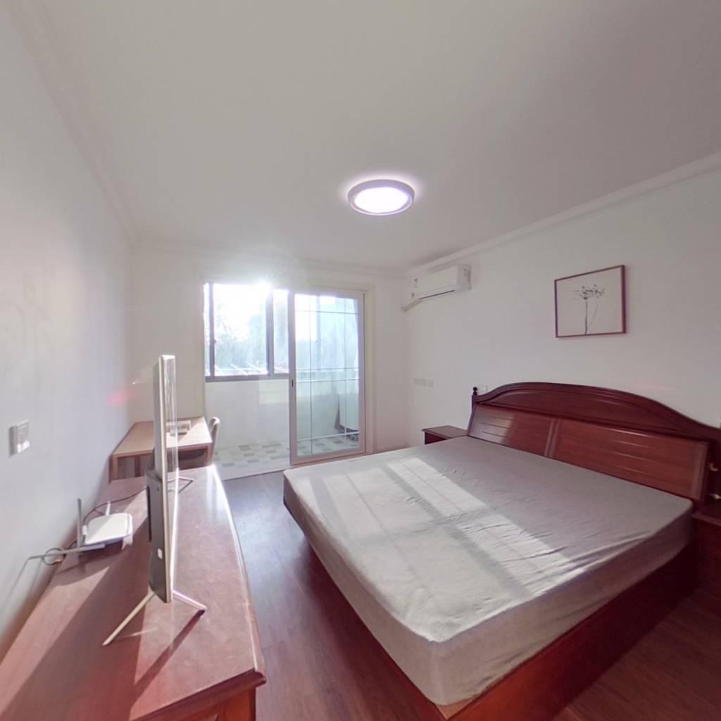 整租·何家宅小区 1室1厅 南卧室图