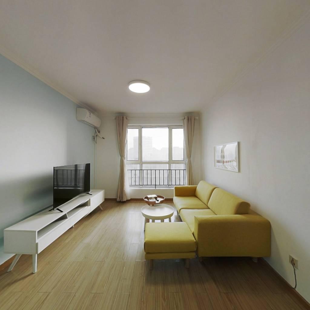 整租·北纬40度二期 2室1厅 东南卧室图