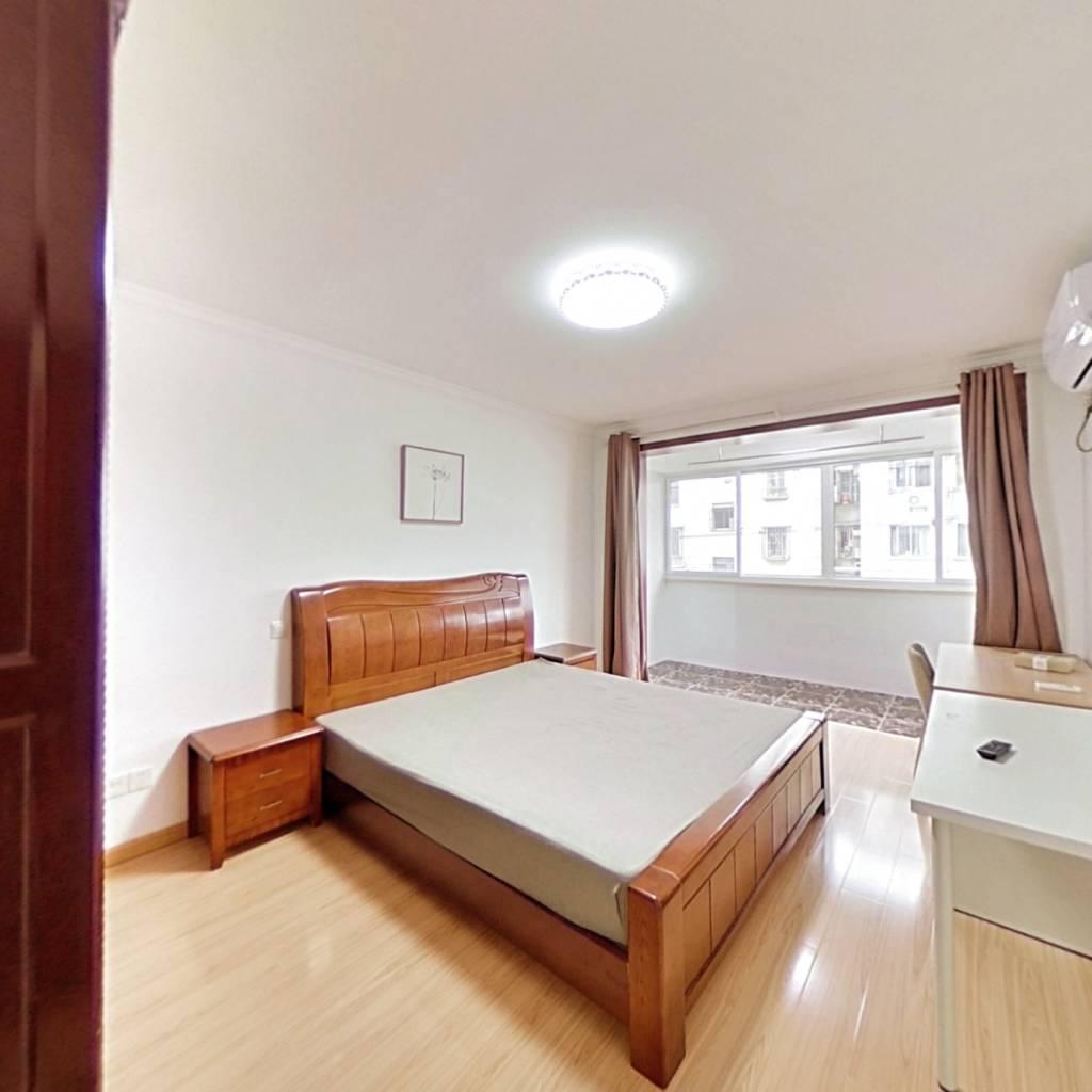整租·龙南六村 2室1厅 南卧室图