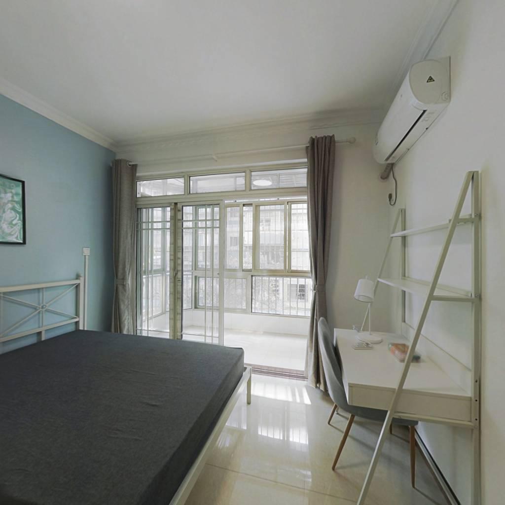 合租·侨怡苑 4室1厅 南卧室图
