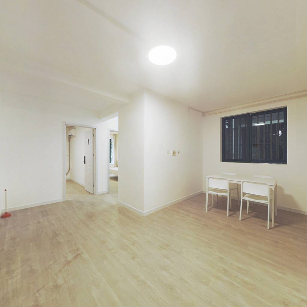 合租·虹桥帝梵尼 3室1厅 南卧室图