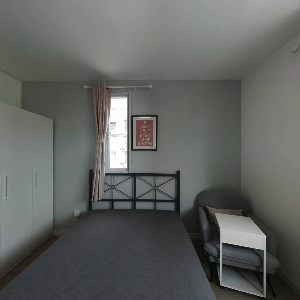 合租·明园村小区 3室1厅 东卧室图