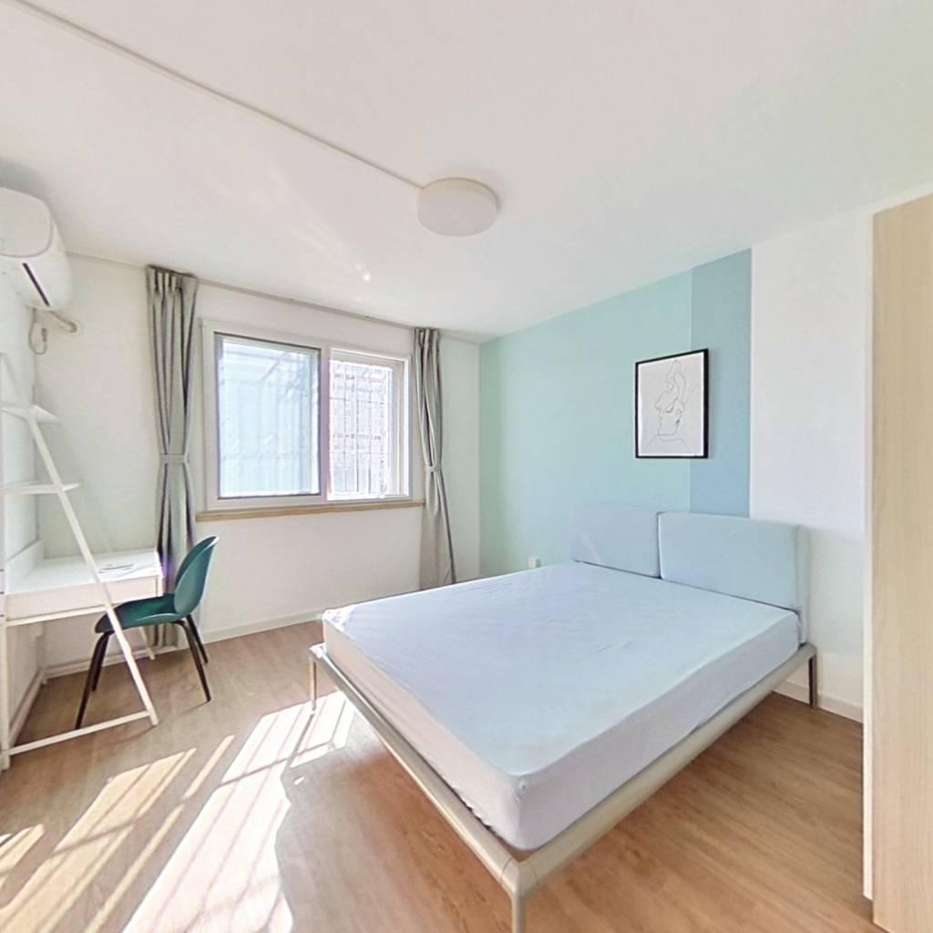 合租·桃园公寓(川沙) 3室1厅 北卧室图