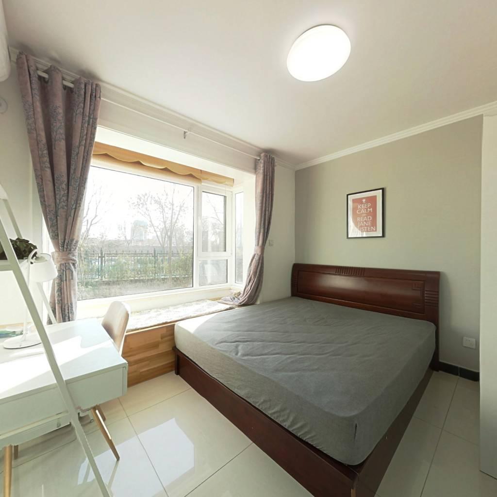 合租·新建村 3室1厅 东卧室图