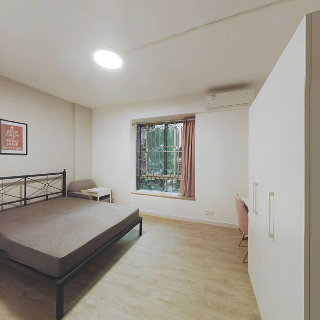 合租·东方花园又一村 5室1厅 西卧室图