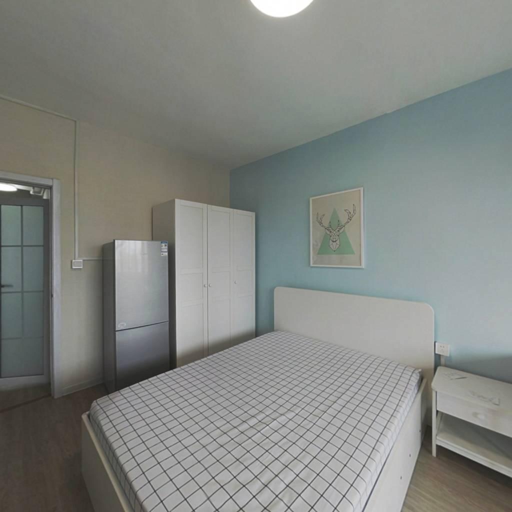 整租·建新小区 2室1厅 南卧室图