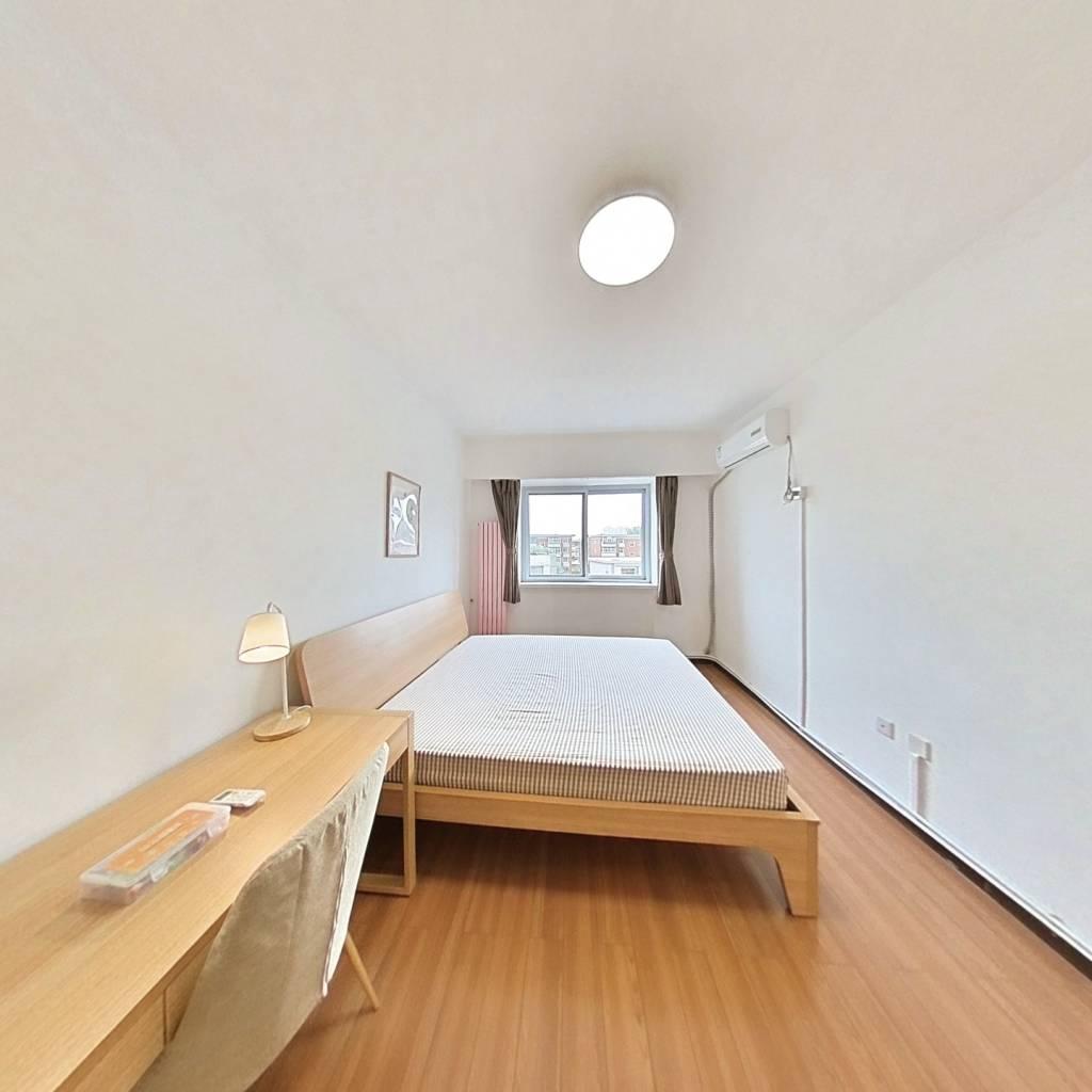 合租·育贤里 2室1厅 北卧室图