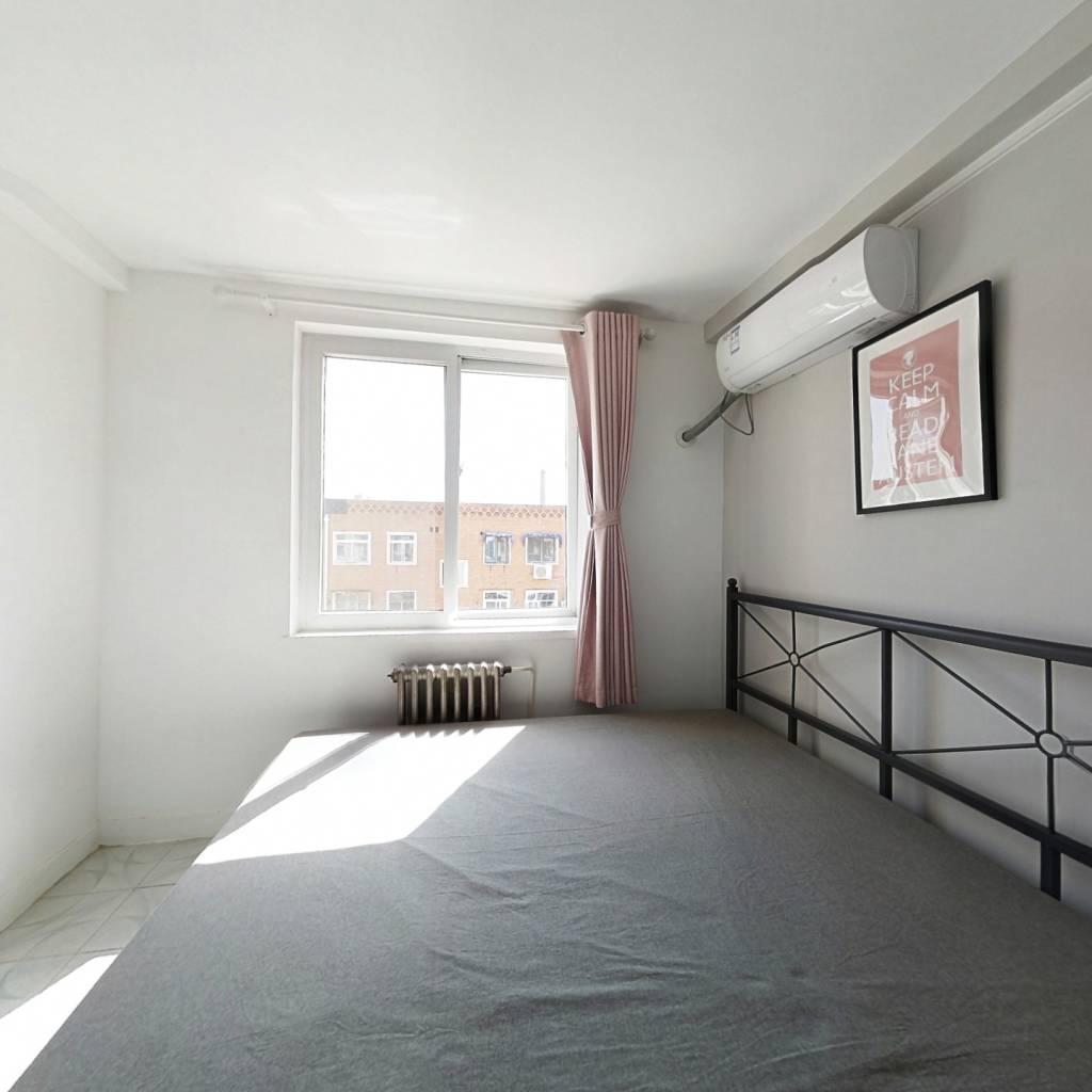 合租·桃花园东里 2室1厅 北卧室图