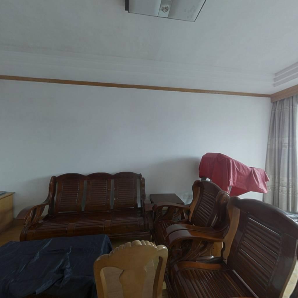 顺达公寓小区,两室两厅一卫,带装修,家具家电齐全