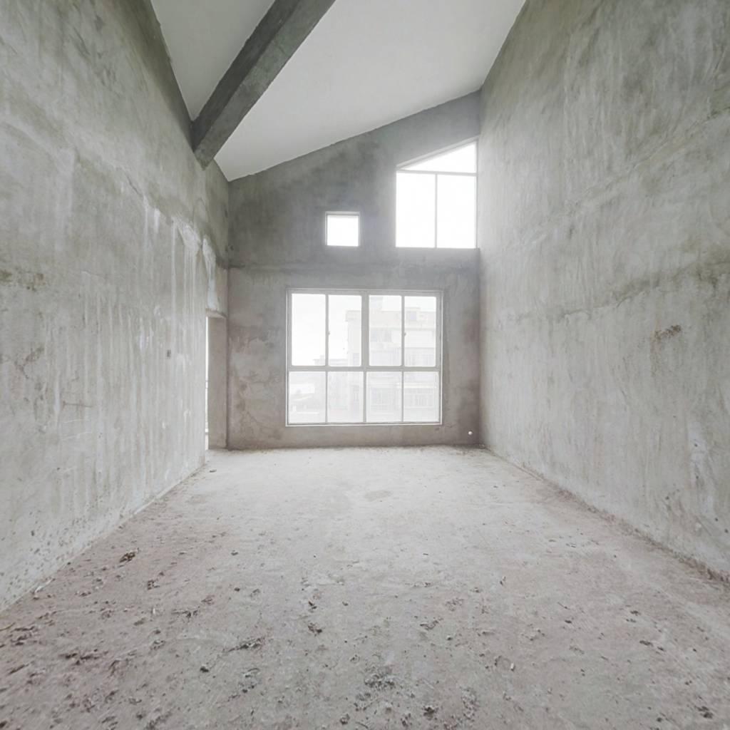 向塘翠湖名都毛坯房客厅卧室方正 空间划分和谐有序