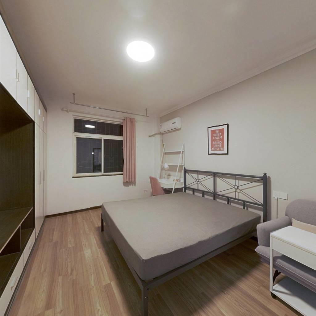 合租·安顺花园 5室1厅 北卧室图