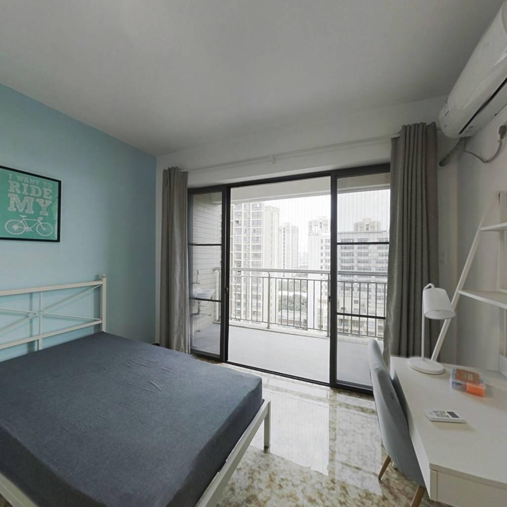 合租·东漖新村 4室1厅 东卧室图