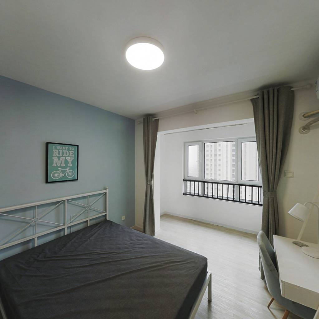 合租·路劲太阳城皓林园 3室1厅 南卧室图