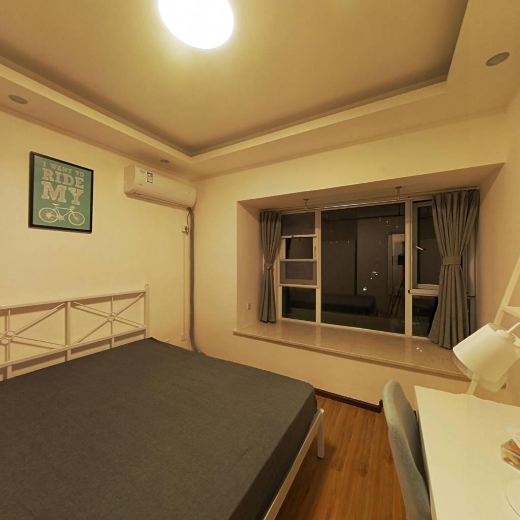 合租·首创天禧68 4室1厅 北卧室图