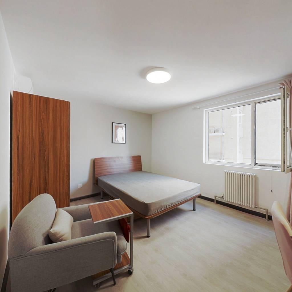 合租·弘善家园 2室1厅 北卧室图