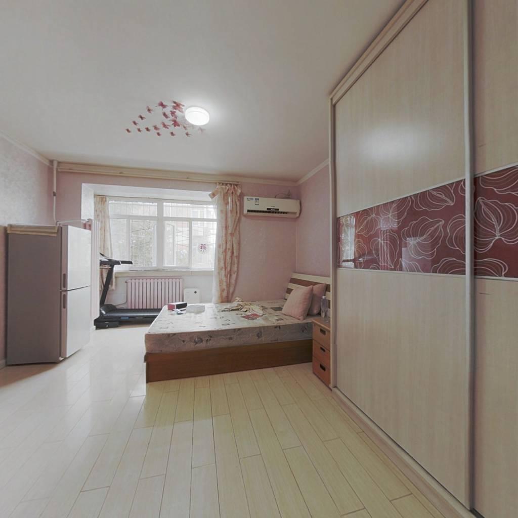 皂君东里 朝东一居室 满五年唯一 中间层 精装修