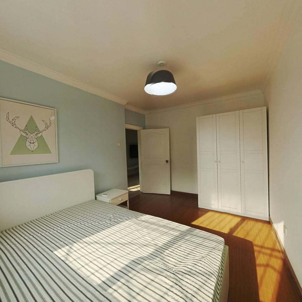 整租·南珠苑 1室1厅 南卧室图