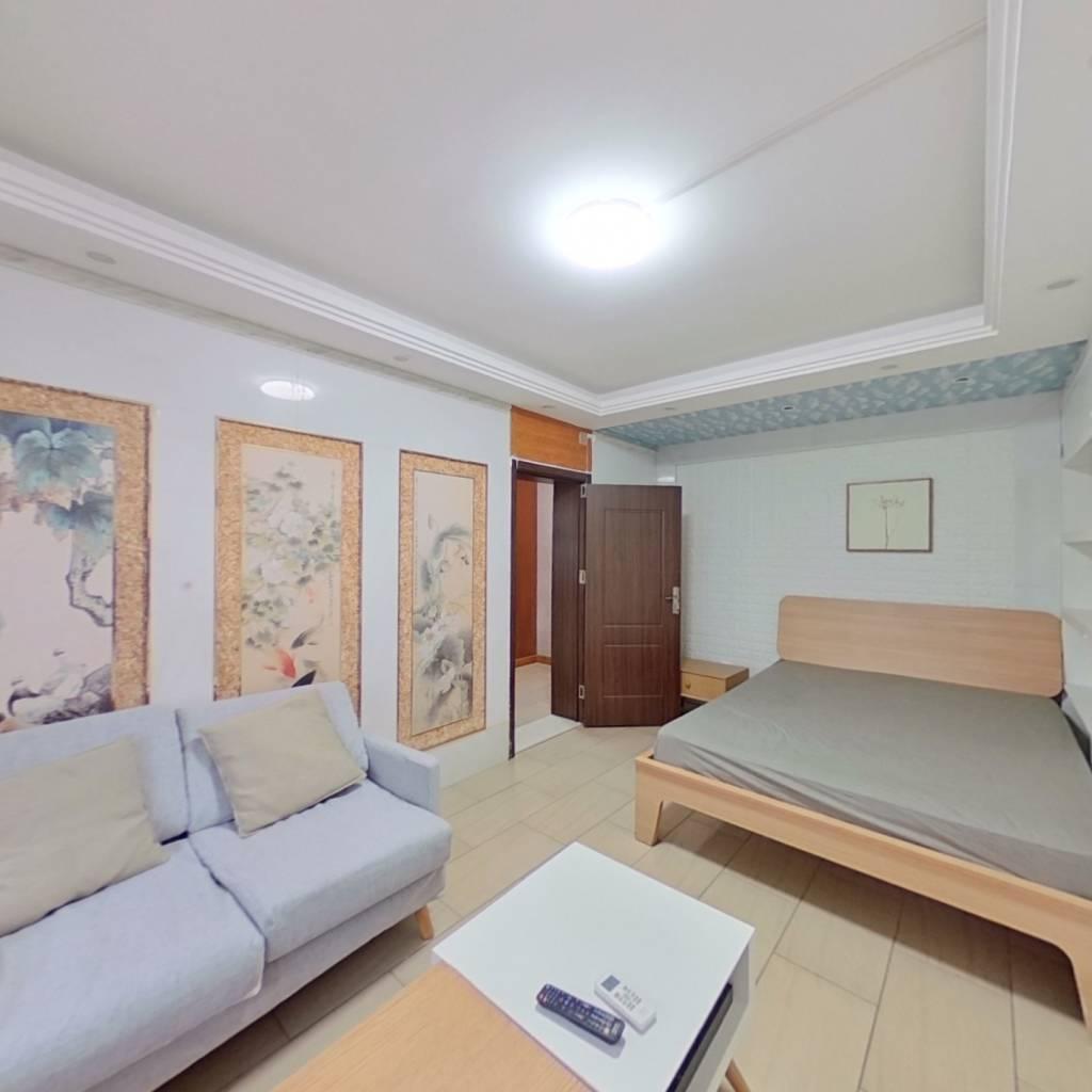 整租·翠微路20号院 1室1厅 南卧室图