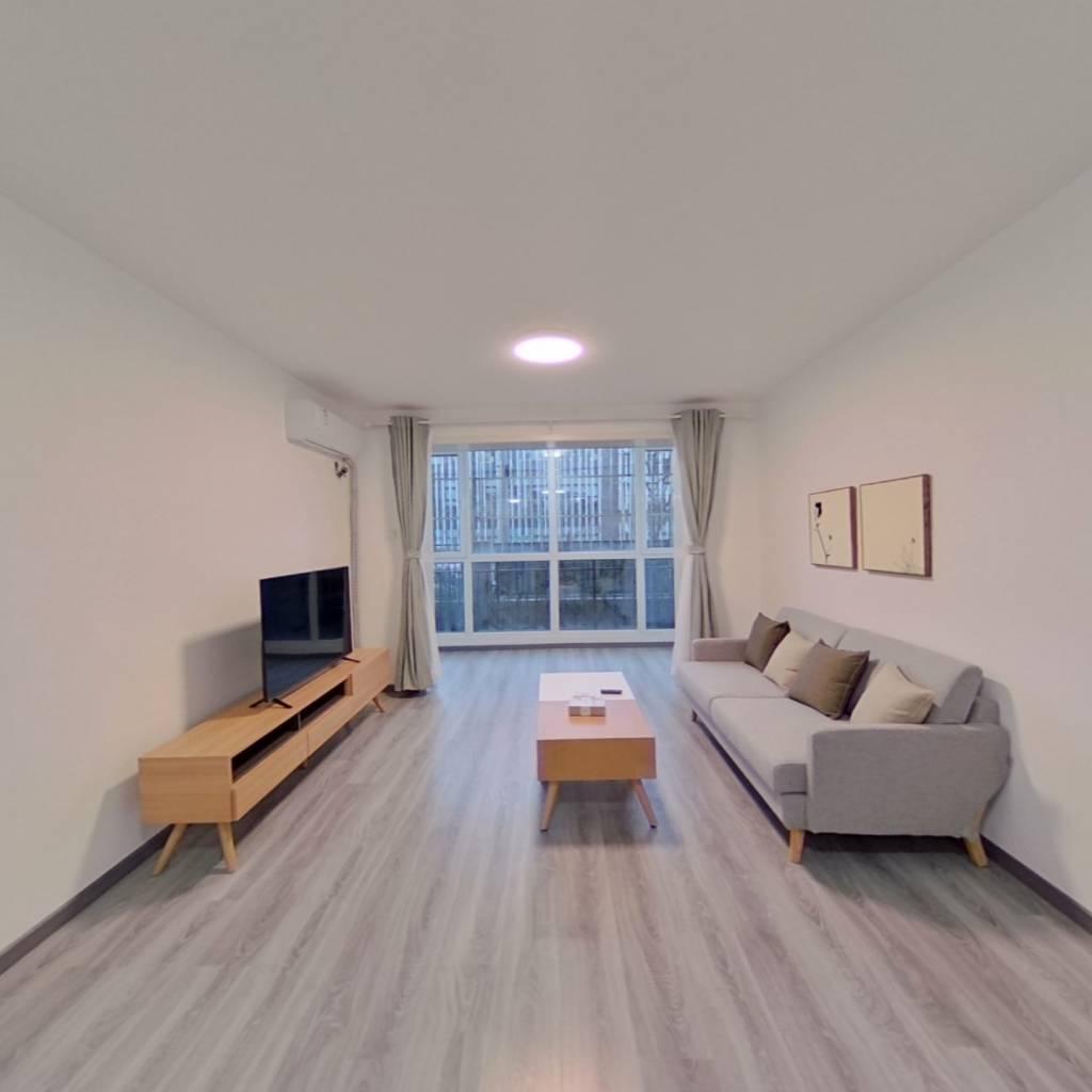 整租·观景园 2室1厅 东卧室图
