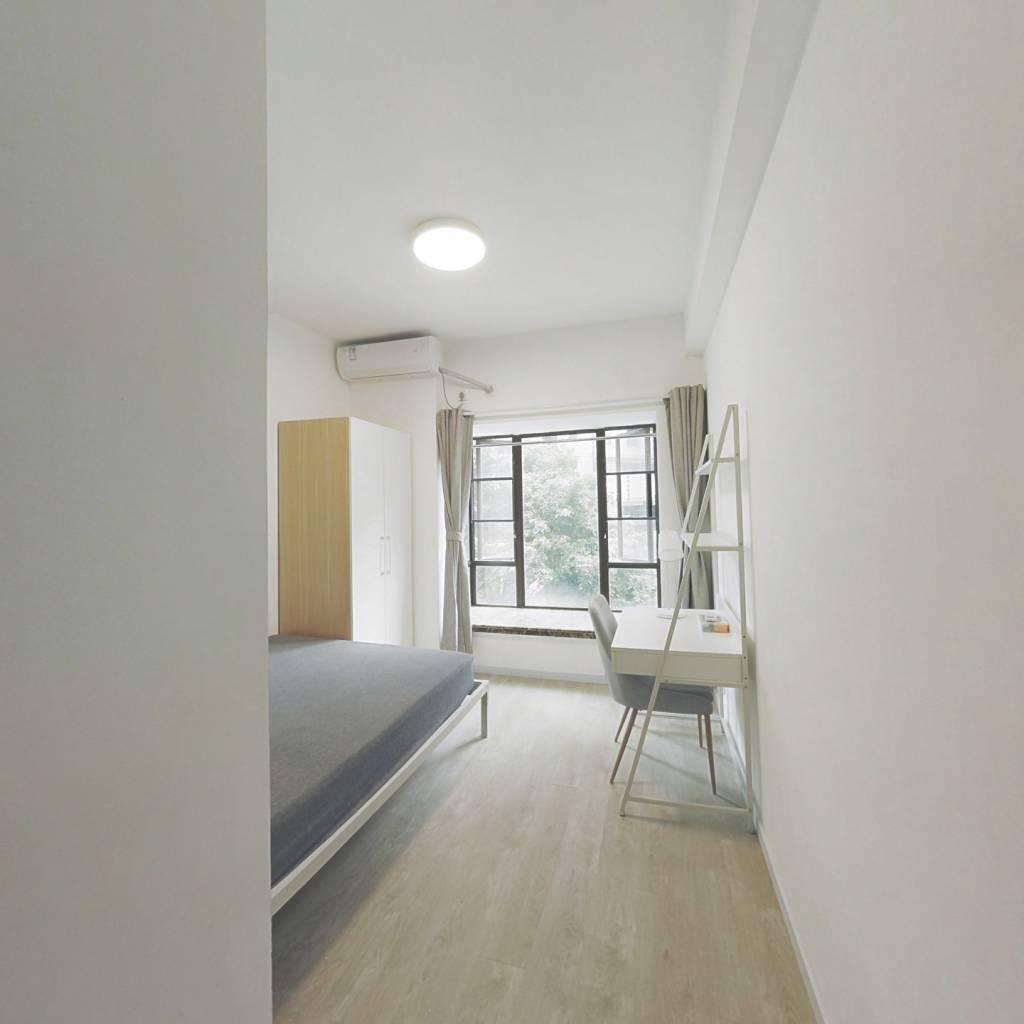 合租·荟雅苑 4室1厅 南卧室图