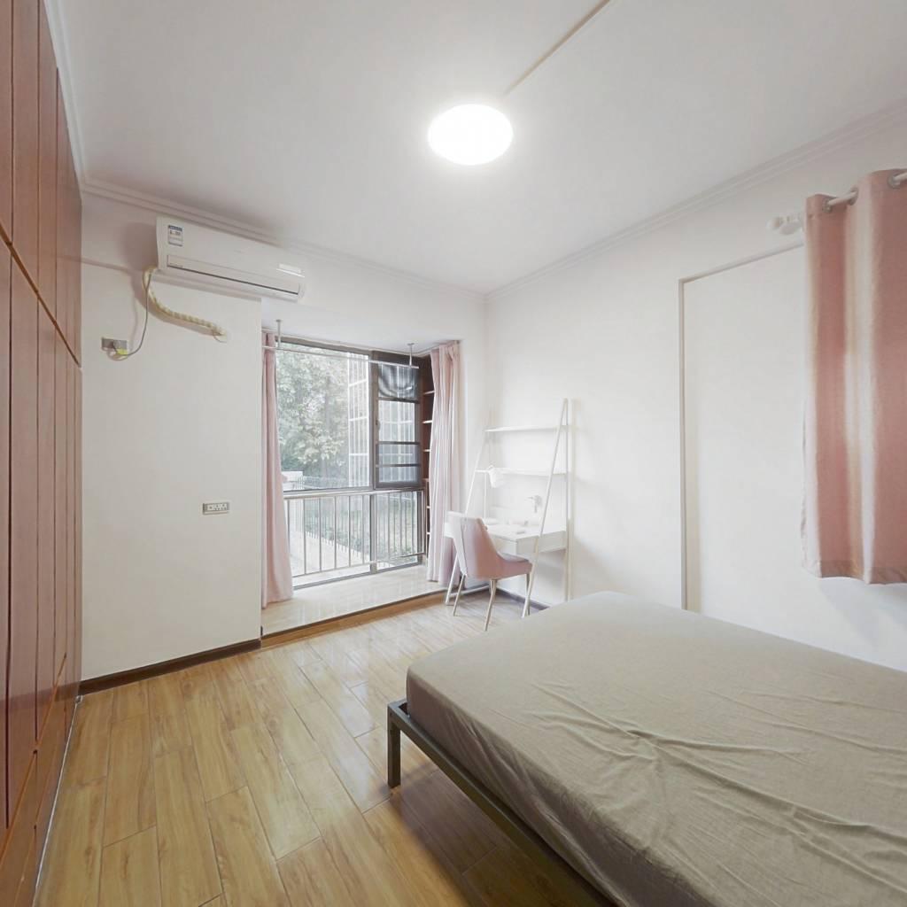 合租·新地盛世东方 4室1厅 南卧室图