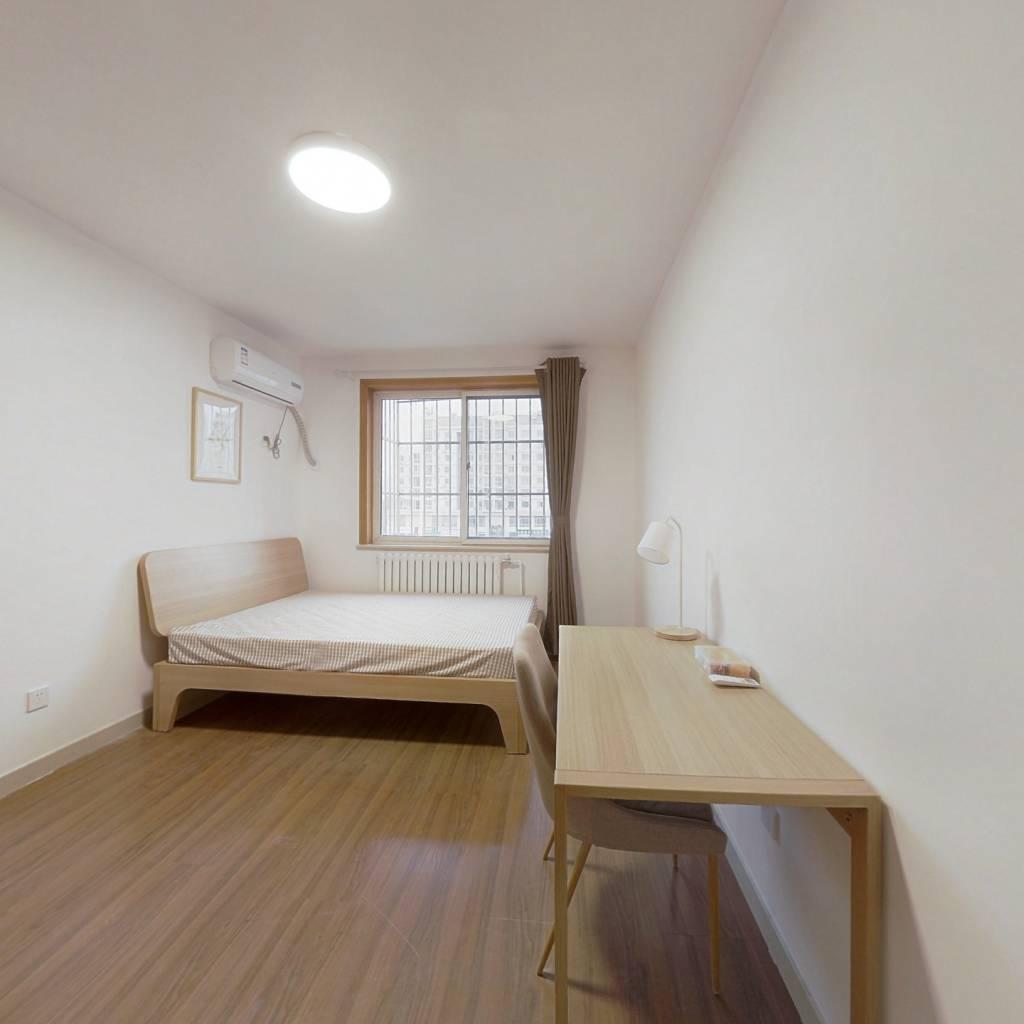 合租·国风星苑 3室1厅 东卧室图