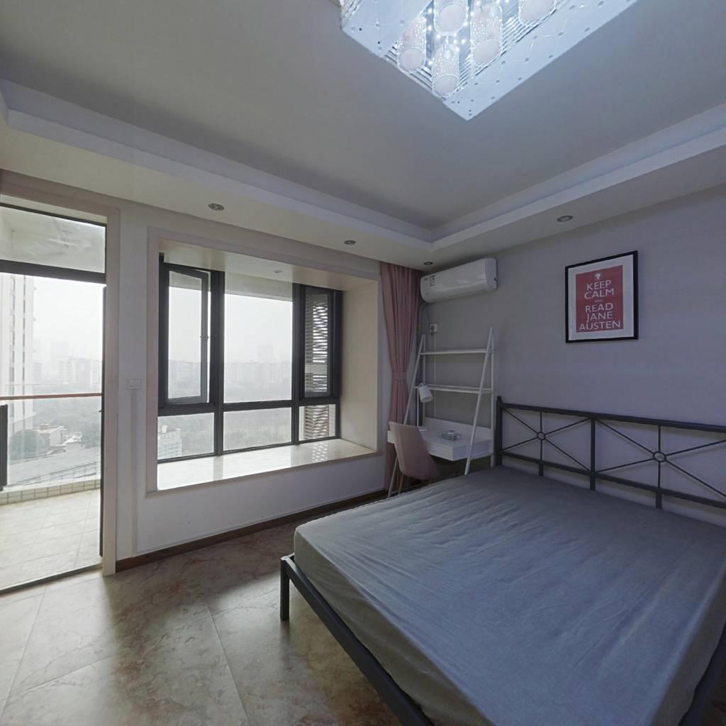 合租·翡翠城三期 3室1厅 东卧室图