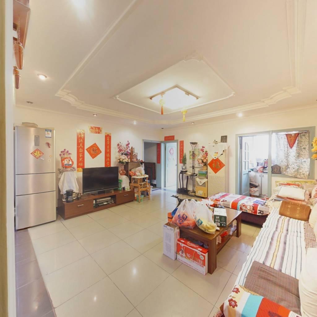 牡丹园东南向三居室 满五年家庭唯一住房