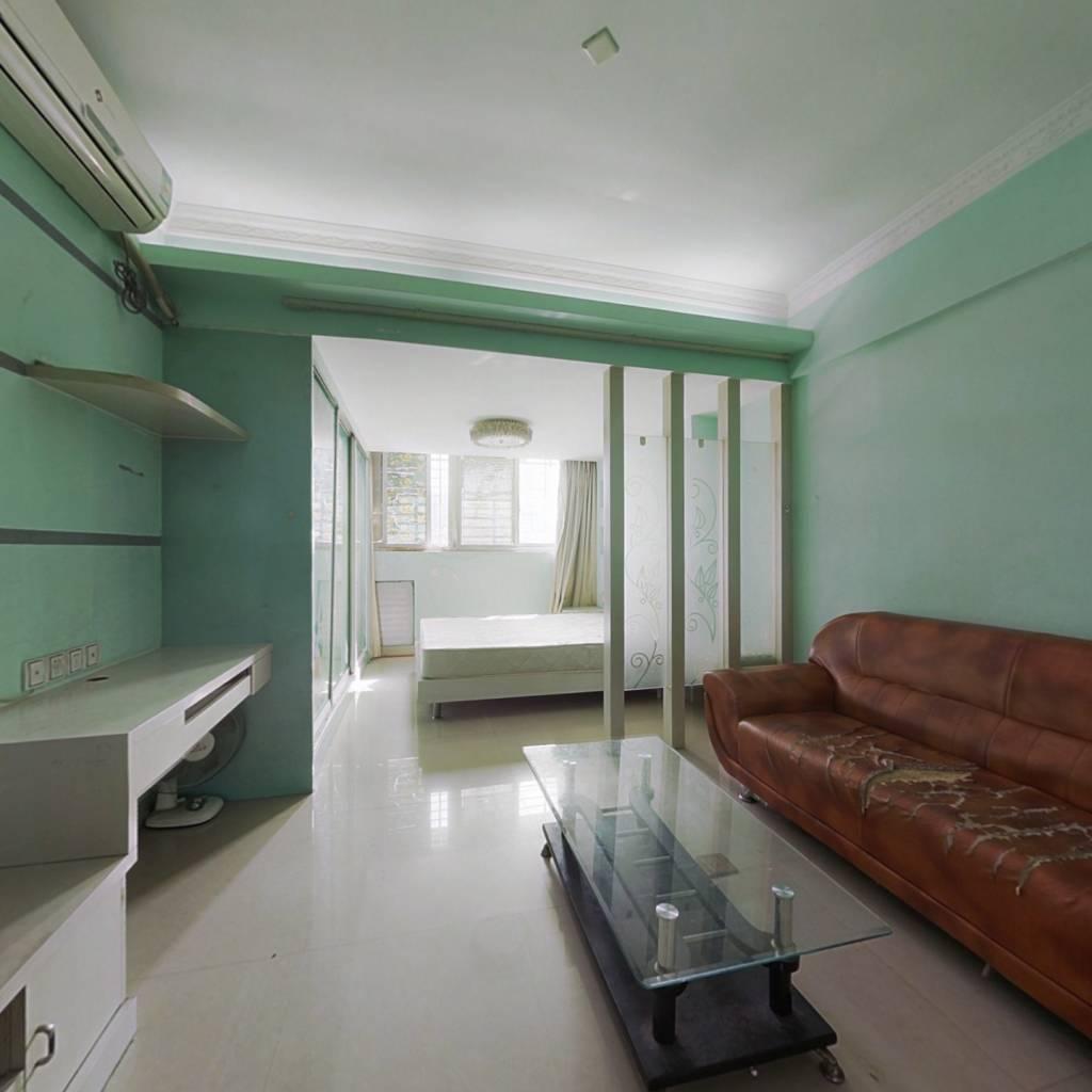 万豪单身公寓34平仅需21万,看房方便