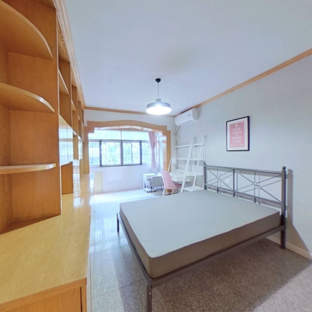 合租·古荡新村东区 4室1厅 南卧室图