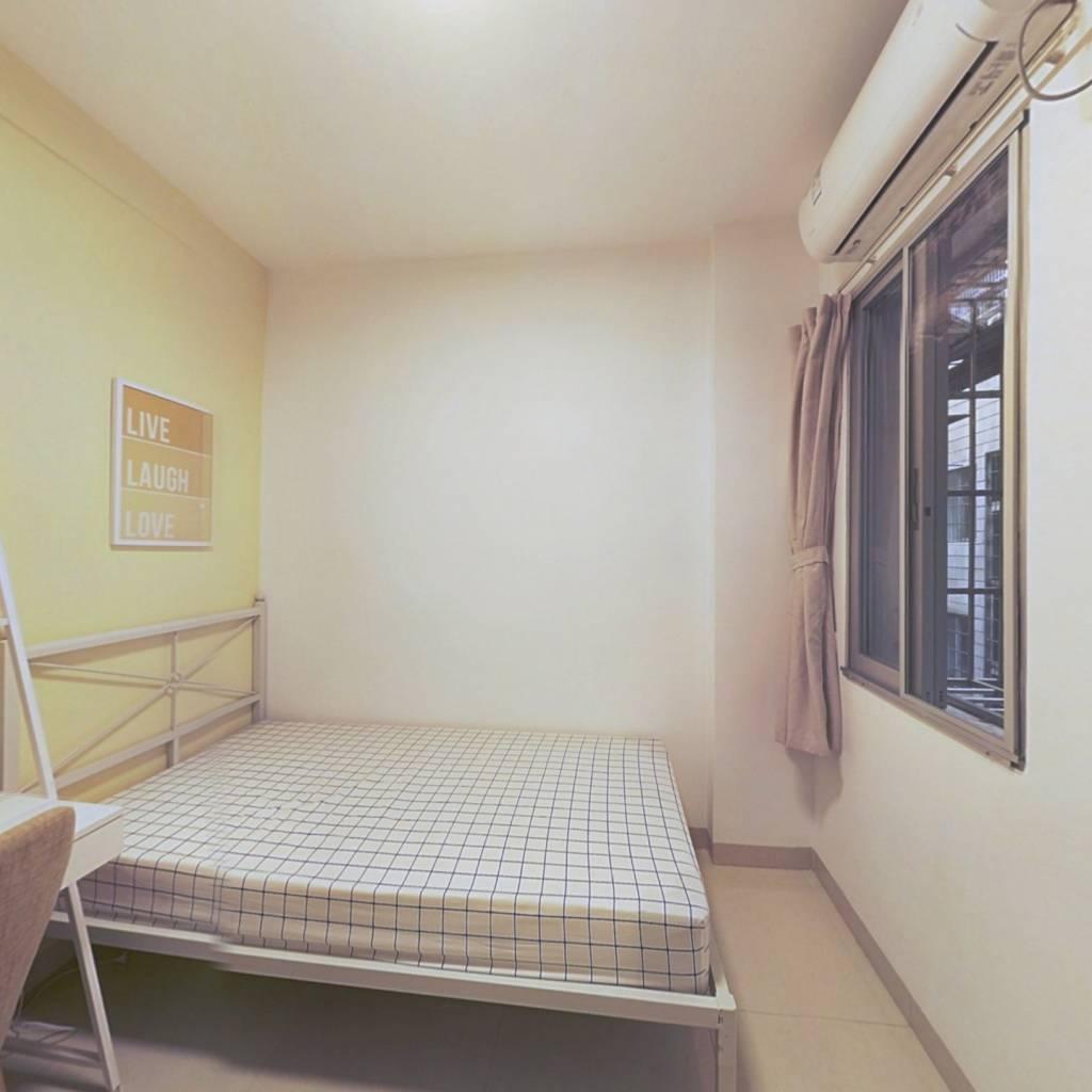 合租·建设五马路 3室1厅 南卧室图