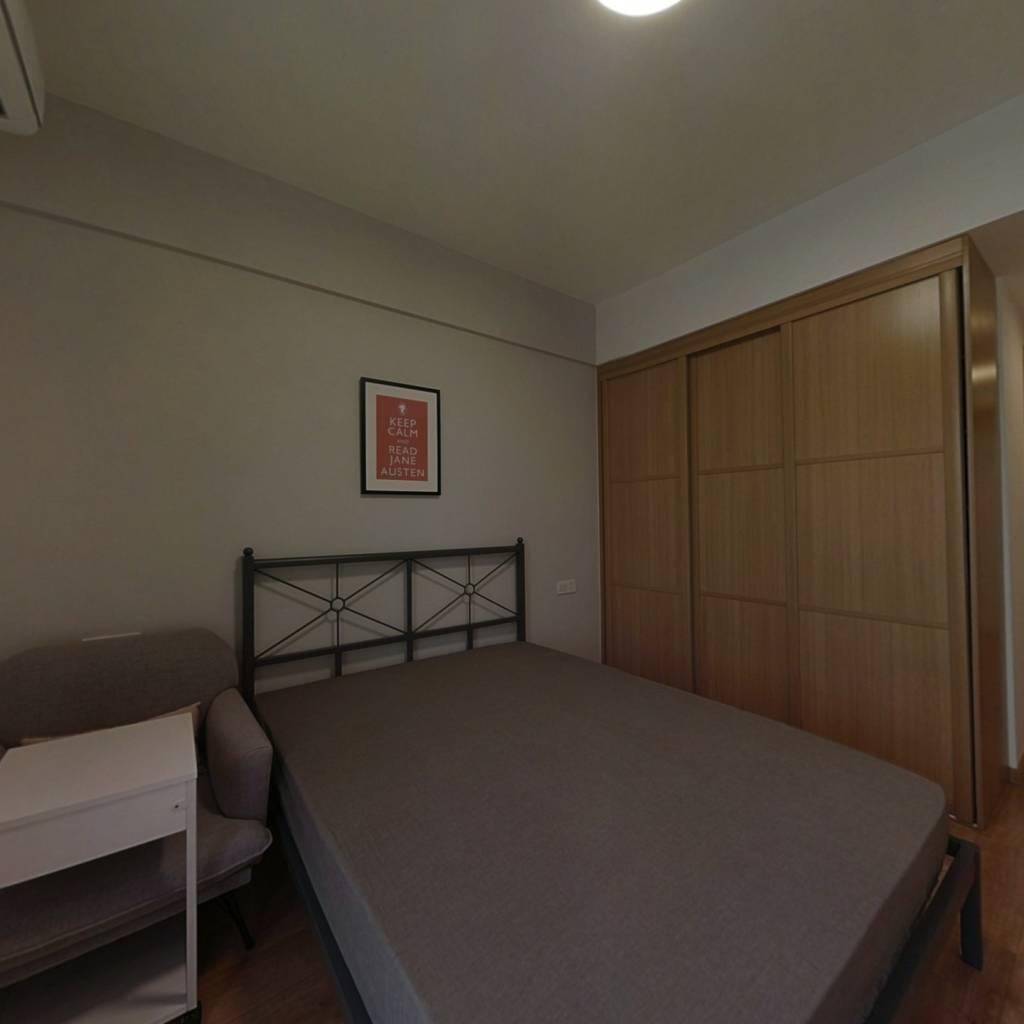 合租·当代国际城 4室1厅 北卧室图